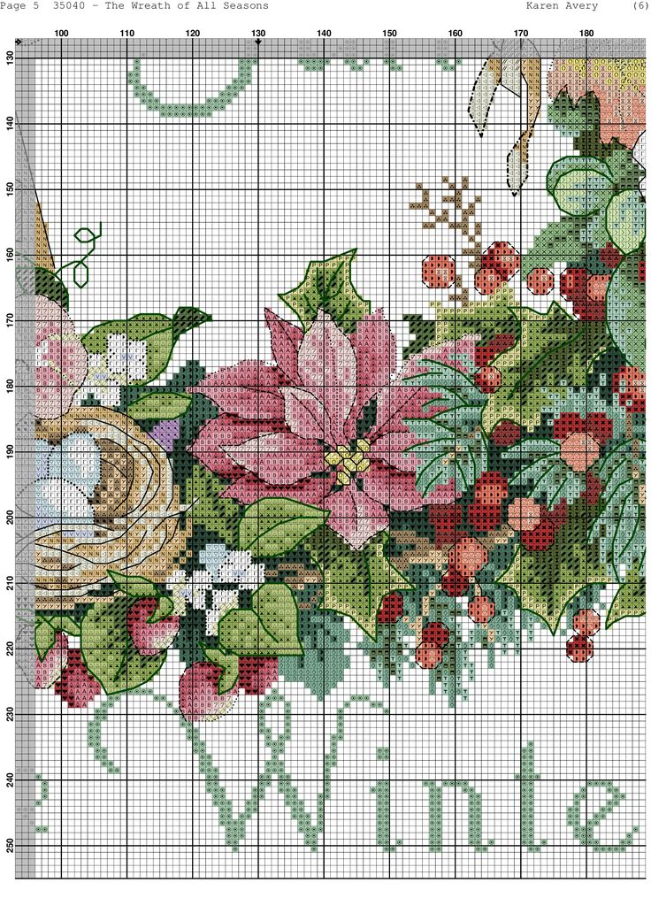 282 Best Cross Stitch Broderie Images On Pinterest