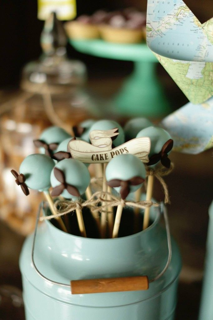 25+ best ideas about Vintage Airplane Party on Pinterest ...