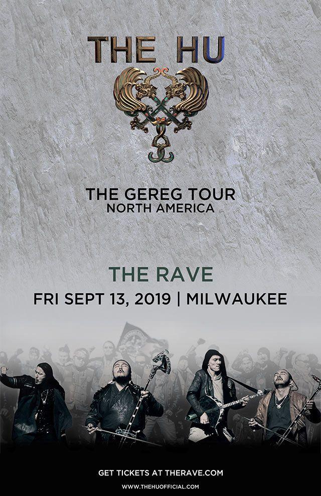 The Hu Get Tickets Milwaukee Wi Eagles
