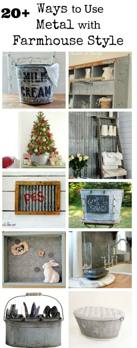 Farmhouse Decor and DIY Projects - Farmhouse Friday - Knick of Time