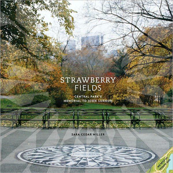 "strawberry fields central park | Strawberry Fields: Central Park's Memorial to John Lennon"" by Sara ..."