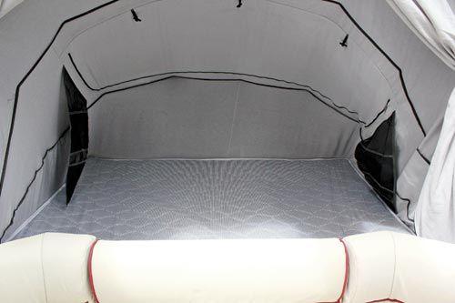 Фиолетовая линия Опус Бродяга Camper Трейлер кровать