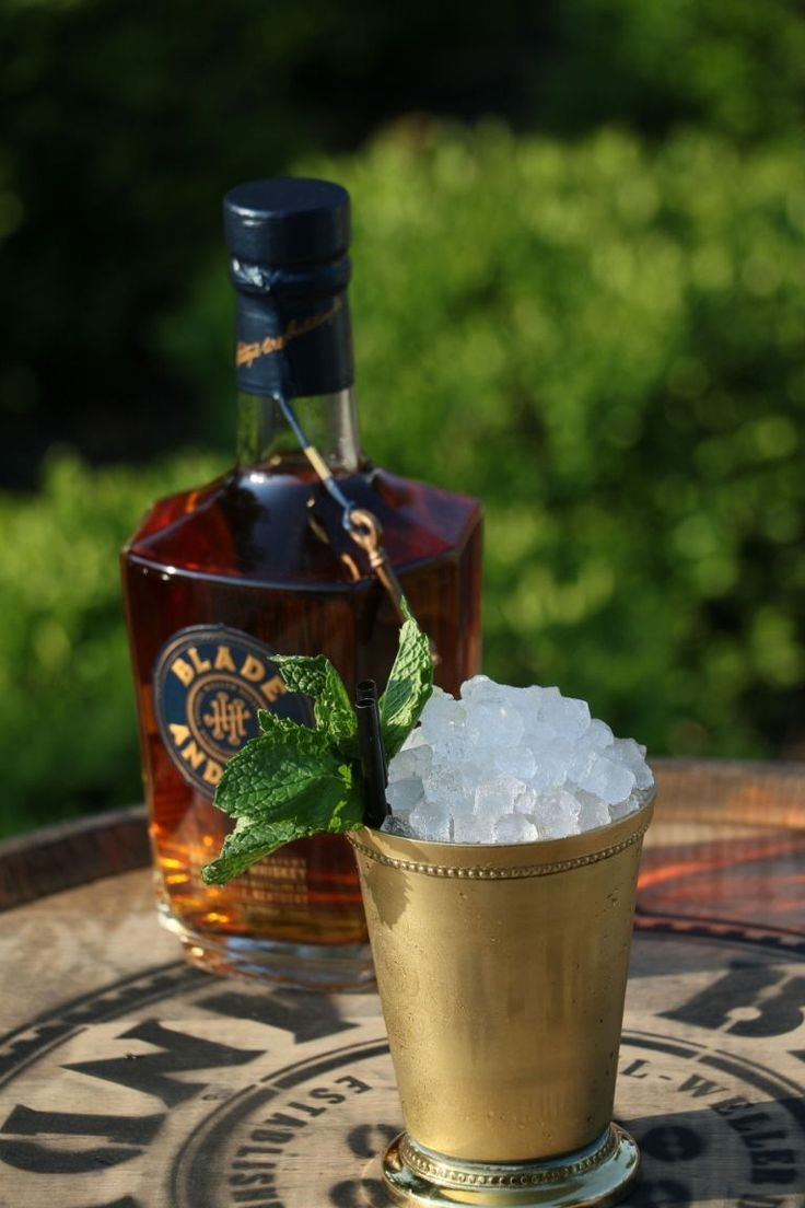 Doing the Kentucky Derby right means doing the Mint Julep right