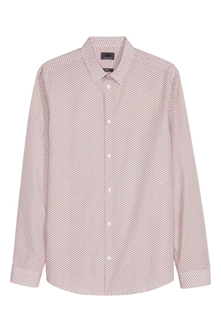 H&M Shirt in premium cotton PREMIUM QUALITY
