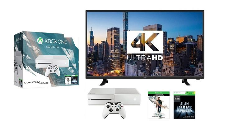 New Xbox One bundle deals come with 4K TV