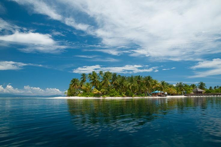 Pulau Airborek in Raja Ampat