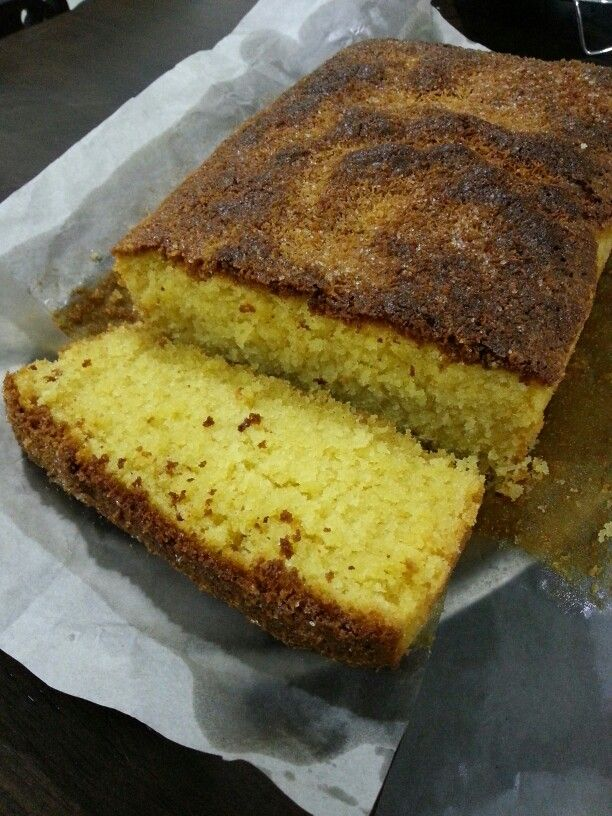 My coconut buttermilk pound cake | Favorite Recipes | Pinterest