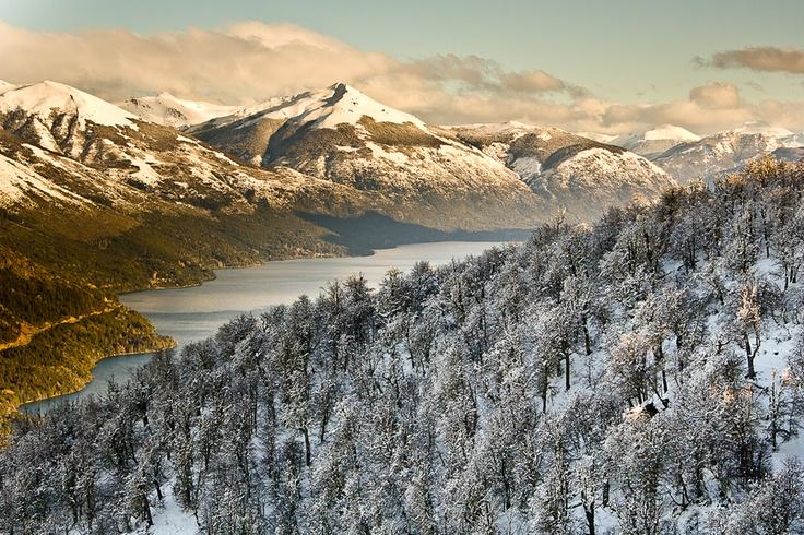 San Carlos de Bariloche, Argentina via 500px.