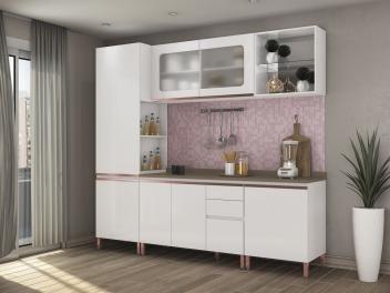 Cozinha Completa Kappesberg Veneza - 7 Portas 3 Gavetas