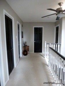 House Ideas The Doors And Upstairs Hallway On Pinterest
