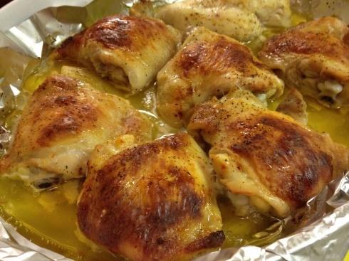 Buttermilk Roast Chicken.... make this NOW!!!