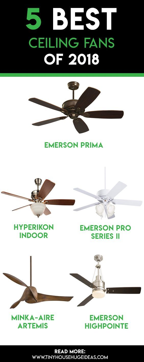 the 5 best ceiling fans of 2019 interior design style guides rh pinterest com