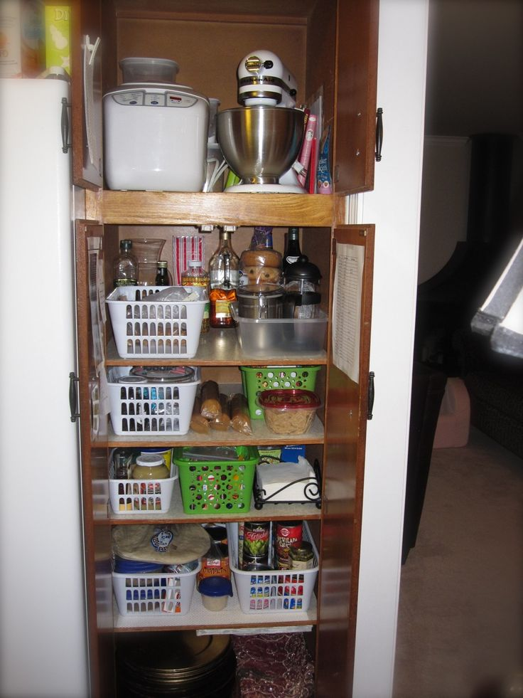 Tip For How To Organize The Pantry And Linen Closet Ask