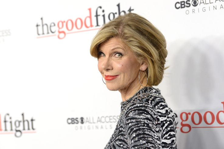 The IMDb files: Christine Baranski revels in roles that boast great one-liners, great clothes and 'real strength' #la #losangeles