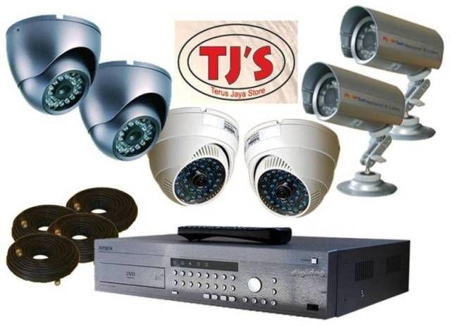 Close Circuit Television (CCTV) Merk : Avtech,  Termasuk : DVR, Kabel dan Biaya Pemasangan (perangkat dan Setting Internet) serta Pilihan kamera :   * 2 Channel,  * 4 Channel,  * 8 Channel.   Hubungi :  TerusJayaStore Arie Cahyana  Hp: 08159898965 Email : arie_cahyanas@ymail.com  Web      : http://www.google.com/+TerusJayaStoreArieCahyana/  Blog     : http://terusjayastore.blogspot.com/        Facebook : https://www.facebook.com/groups/TerusJayaStore/ #cctv #kamera #camera