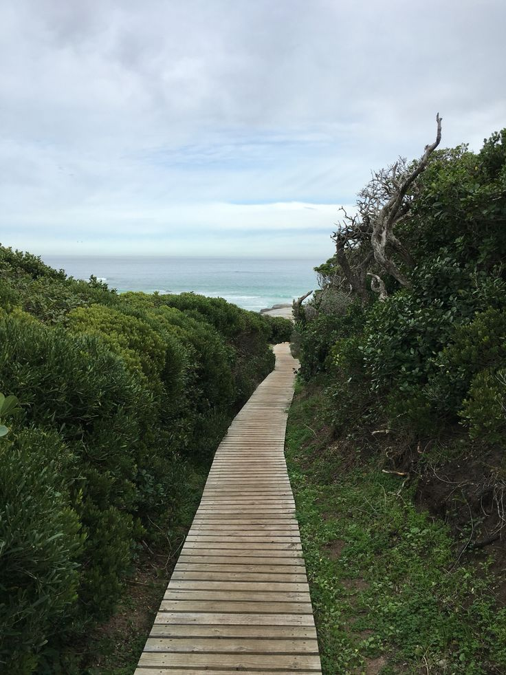 Noordhoek beach, from monkey valley