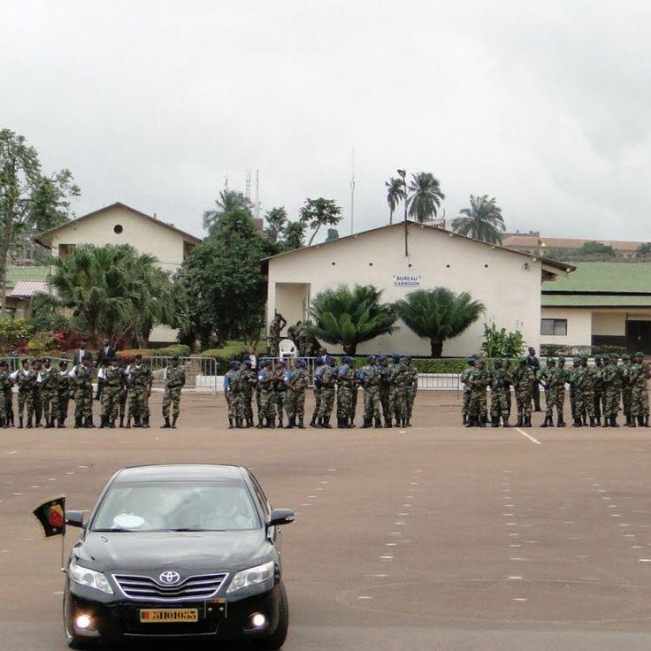 Il a été donné vendredi dernier à Yaoundé au cours d?une cérémonie présidée par le MINDEF  Un défilé militaire a co