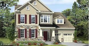 Brand new house in Ashburn Virginia 4 bedrooms, 4 full bathrooms, 1 half bathroom.
