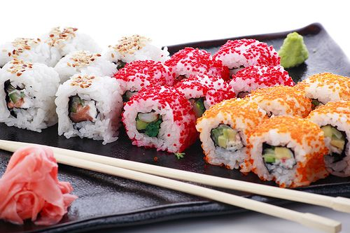Mmm sushi food porn pinterest comida - Cocinar sushi facil ...