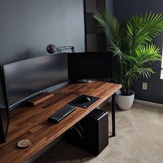 world class desk setups dream desk setups u2022 instagram photos and rh pinterest com