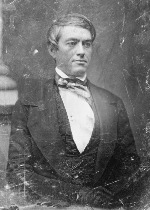 Today in American history: October 19, 1810    Abolitionist Cassius Macellus Clay was born in Kentucky as a southern aristocrat who ironically became a prominent anti-slavery crusader.