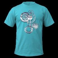 Tee shirts ~ Tee shirt American Apparel Homme ~ Crop Circle 2