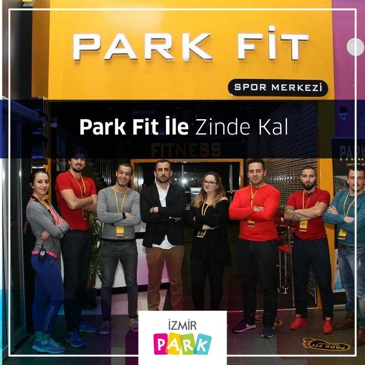 Son model spor ekipmanları ile formda kal. Uzman kadrosuyla Park Fit İzmir Park'ta!