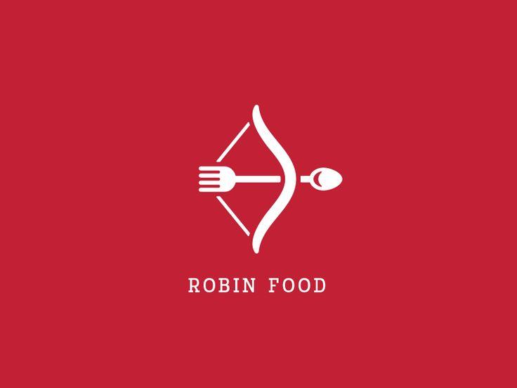 Robin Food by Tanya Pugacheva #Design Popular #Dribbble #shots