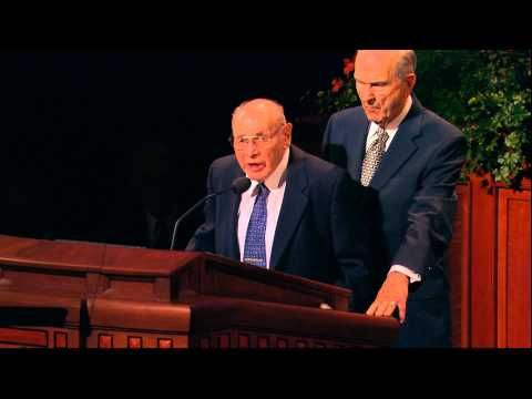 Favorite Conference Moments: Elder Wirthlin's Talk on Charity & Kindness