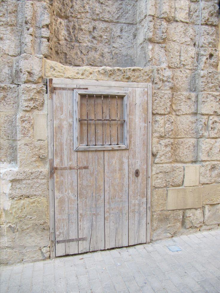 Nice old wooden door