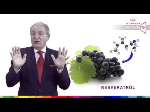 JEUNESSE Reserve™ Antioxidant Fruit Blend A Super Anti Aging Food with R...