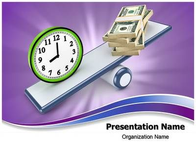 Check out our professionally designed Time and Money Balance PPT #template. Download our Time and Money Balance PowerPoint presentation affordably and quickly now. Get started for your next PowerPoint presentation with our Time and Money Balance editable ppt template. This royalty free Time and Money Balance #Powerpoint template lets you to edit text and values and is being used very aptly for comparison, equality, sale, disbalance, time is #money, currency and such PowerPoint presentation.