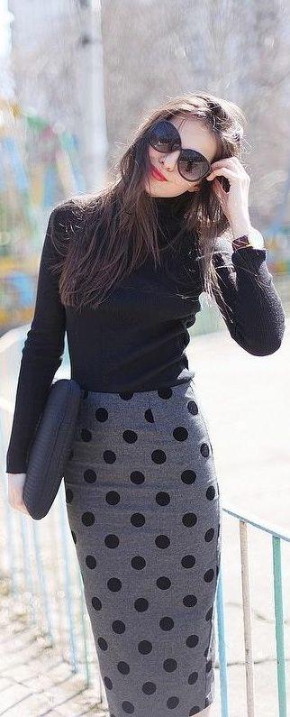 #street #fashion classic look fall Shades of Gray @wachabuy