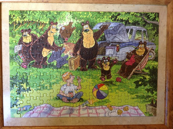 Picnic Panic! Just enough pieces to catch up on the Archers..... All country treasures