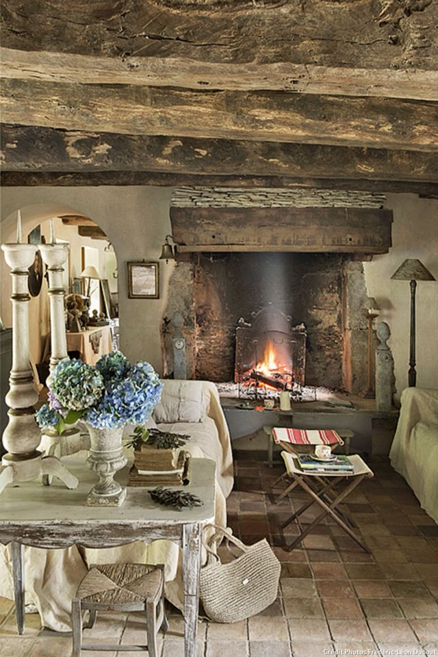 Rustic French farmhouse interior 65 best French