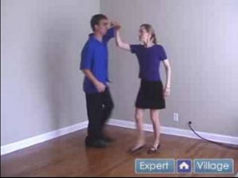 Look up swing dance lessons in your city or go to Meetup.com to find groups that have lessons near you. Great fun!