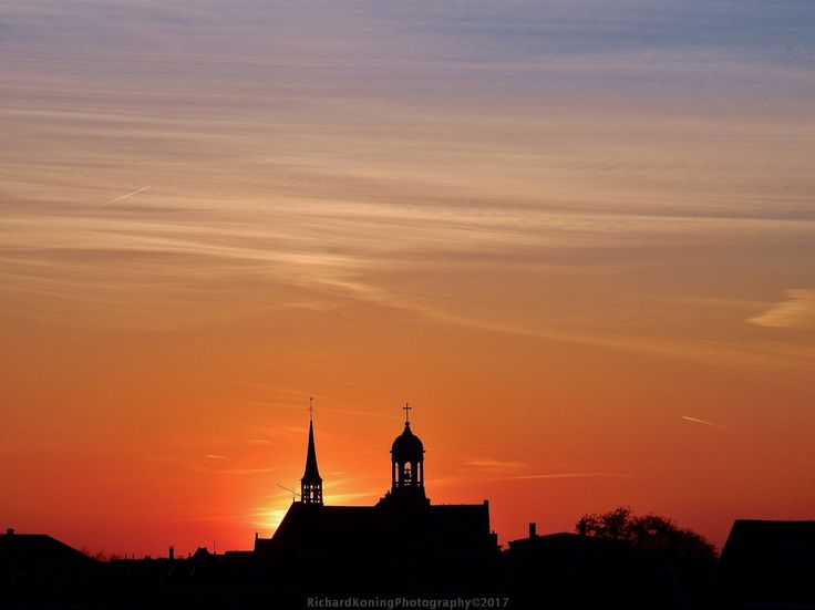 Sunset Haarlem 27mrt17