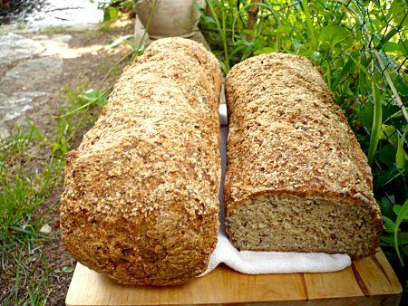 Gluténmentes kenyérke