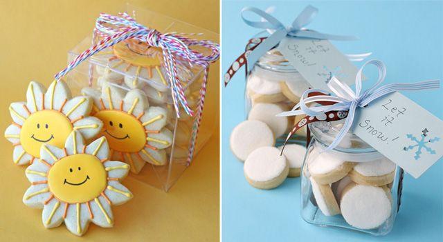Cookie Packaging Ideas: Cookies Packaging Ideas, Ideas, Cookies Design, Snowball Cookies, The Biscuits, Creative Cookies, Guest Favors, Ideas Form, Cookies Decorado