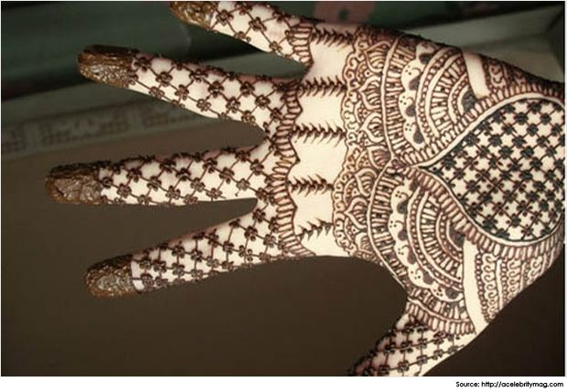 15 Most Beautiful Pakistani Mehndi Designs