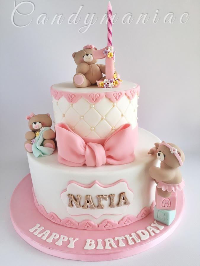 Forever friends cake by Mania M. - CandymaniaC