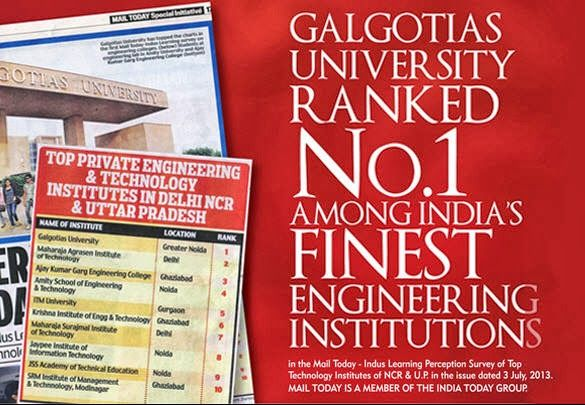 ADMISSION IN GALGOTIAS UNIVERSITY & OTHER TOP PVT COLLEGES-Jobs Opening / Candidate Requirement-kukdu.com