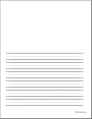 Printable Handwriting Paper For First Graders   third grade     Nana Free Graphic Organizers for Planning and Writing