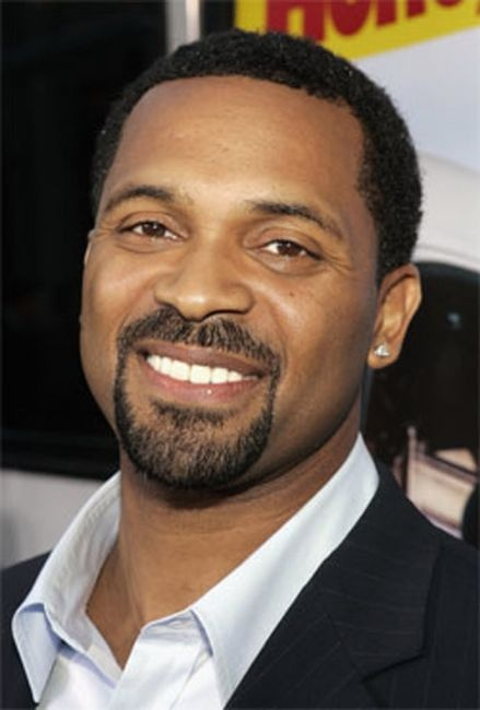 Mike Epps - handsome and funny