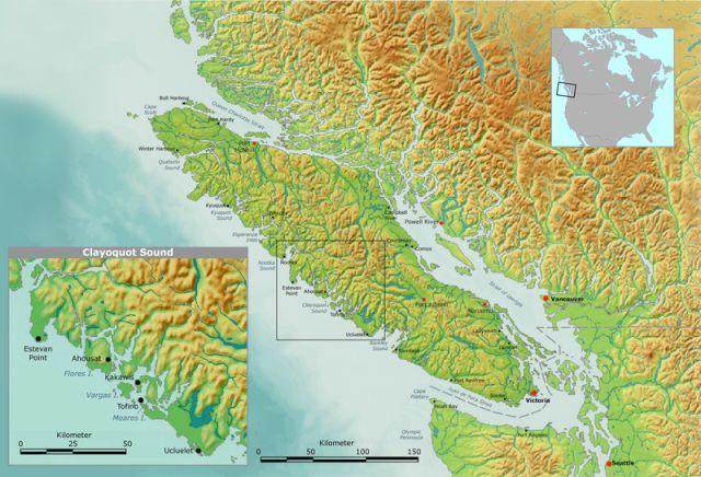 Haunted Vancouver Island