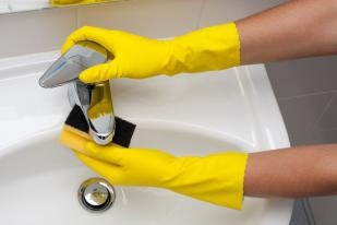 Fürdőszoba takarítási tippek