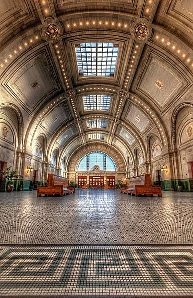 Union Station - Tacoma, WA