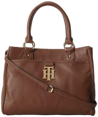 Tommy Hilfiger Monogrammed Ii Convertible Shoulder Bag 35