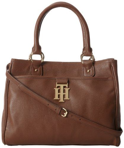 Tommy Hilfiger Monogrammed II Convertible Shoulder Bag - List price: $178.00 Price: $88.99