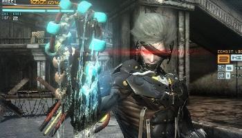 Metal Gear Rising: Revengeance – Best Bits..Visit http://www.geekmagazine.org/2013/04/03/metal-gear-rising-revengeance-best-bits/